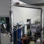 เครื่องทำแห้งด้วยระบบไอน้ำ (SUPER HEAT STEAM DRYER)